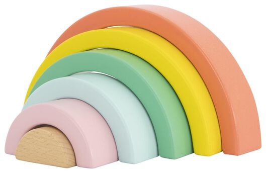 rainbow wood 9.5x18.5 - 15130102 - hema