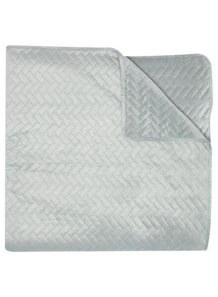 couvre-lit - 150 x 250 - velours - 5710197 - HEMA