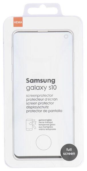 Displayschutz für Samsung Galaxy S10 - 39630173 - HEMA