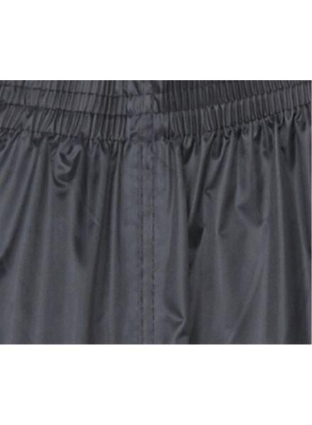 Regenanzug für Erwachsene blau XL - 34450104 - HEMA