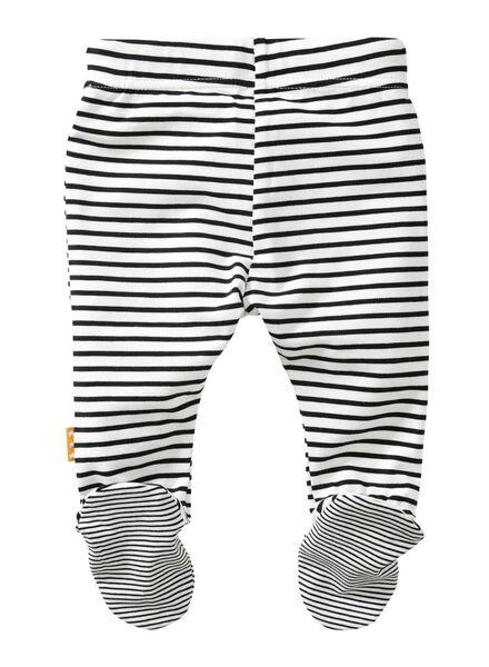 newborn Jip and Janneke set black/white black/white - 1000005711 - hema