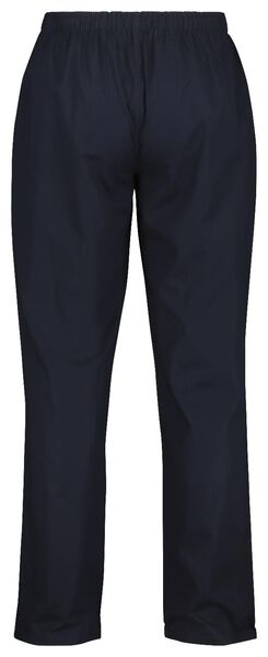 men's pyjamas poplin dark blue dark blue - 1000018716 - hema
