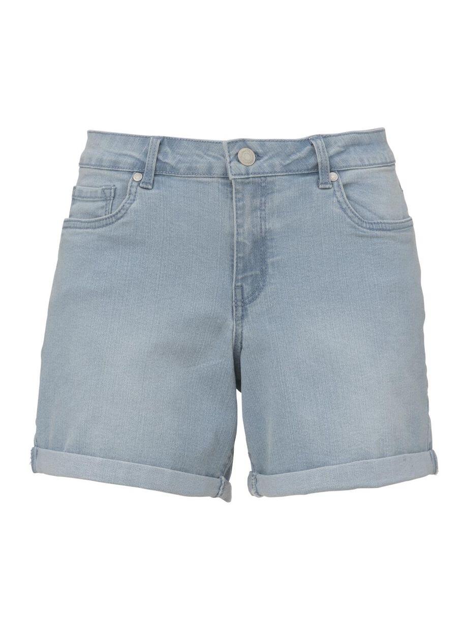 Korte Broek Jeans Dames.Dames Korte Broek Lichtblauw Hema