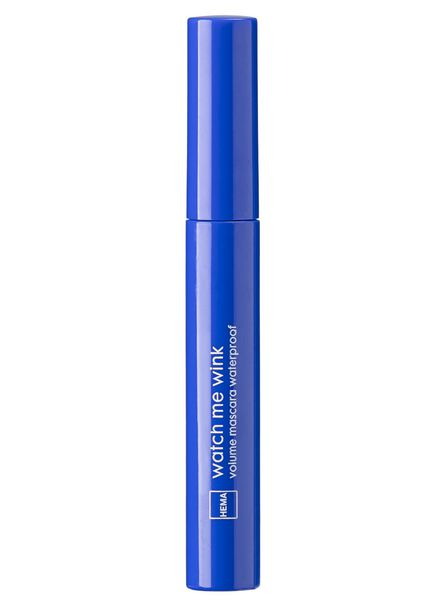 volume mascara waterproof - 11210071 - hema