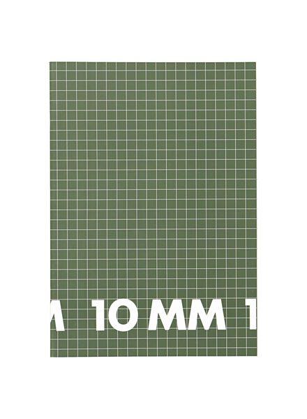 3 Hefte DIN A4, kariert 10 mm - 14101622 - HEMA
