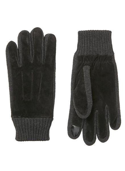 HEMA Herenhandschoenen Zwart (zwart)