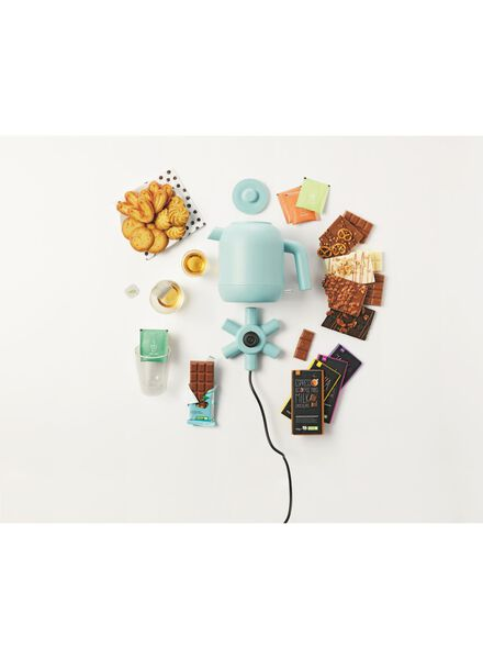 chocolat au lait aux éclats d'expresso et de café - 10370032 - HEMA