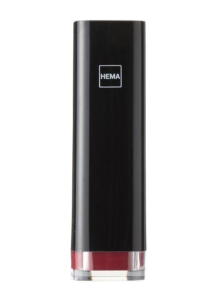 moisturising lipstick Moody Merlot - 11230618 - HEMA