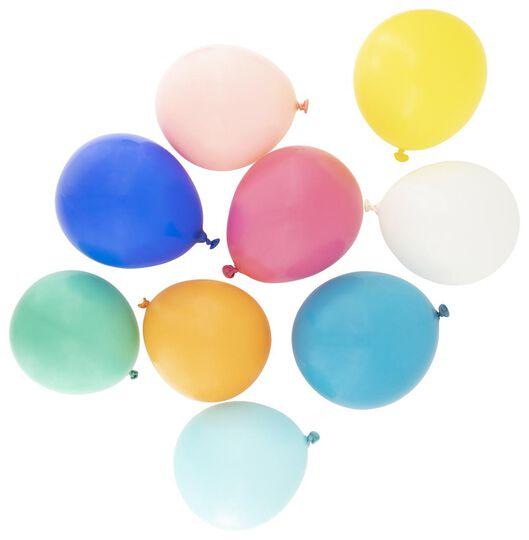 50 ballons Ø 20 cm - 14230262 - HEMA