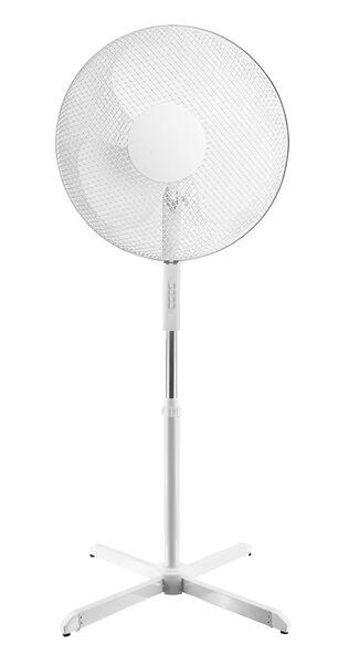 Standventilator, Ø 40 cm, weiß - 80010055 - HEMA