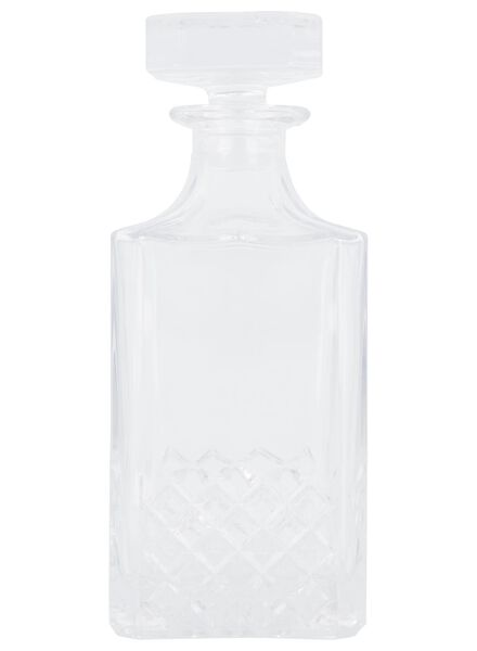 carafe à whisky 0.75L - 60000079 - HEMA