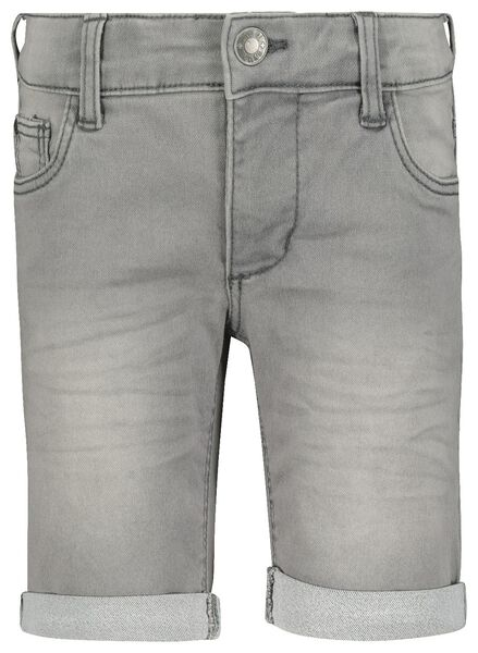 children's jog denim shorts grey grey - 1000018589 - hema