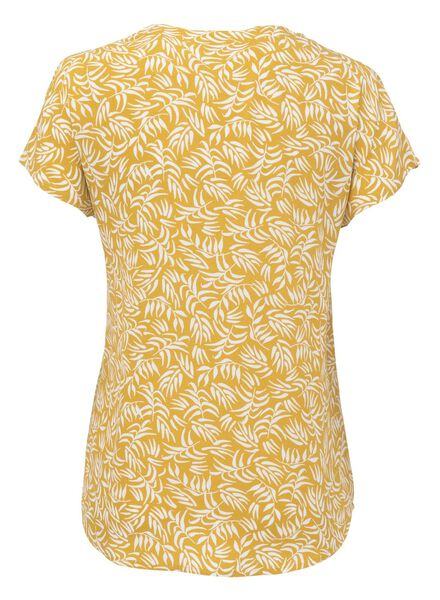 women's top yellow yellow - 1000006767 - hema