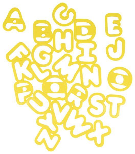 Buchstaben-Ausstecher - 80842024 - HEMA