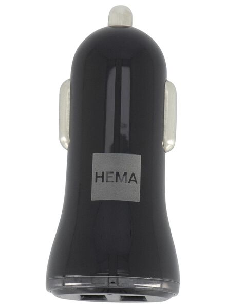 chargeur voiture 2.4A - 39630146 - HEMA