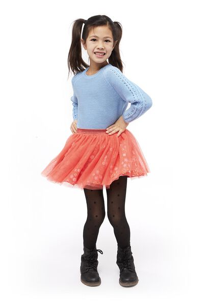 children's skirt coral coral - 1000017597 - hema
