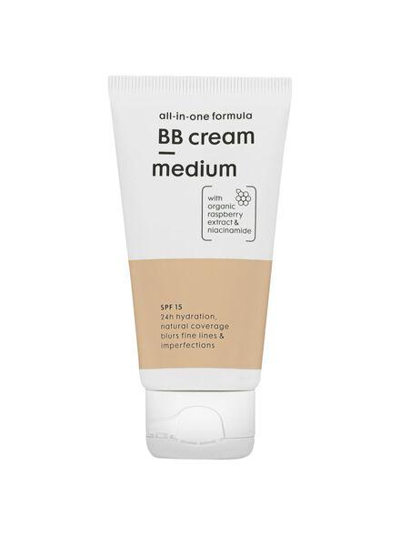 all-in-one BB cream SPF 15 medium - 17870081 - hema