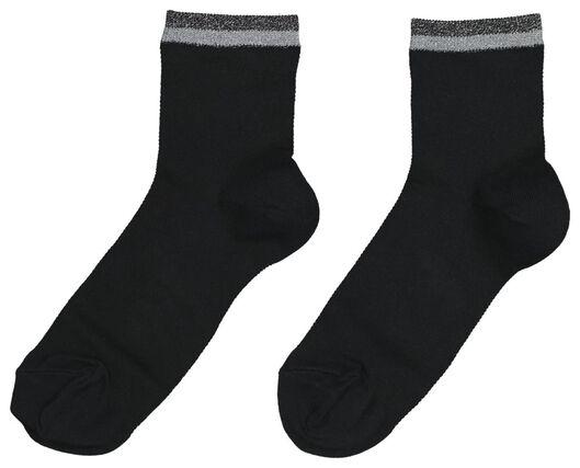 women's socks 3/4 white white - 1000020044 - hema