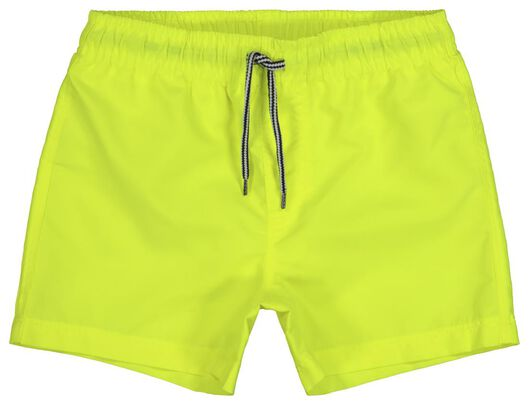 children's swimming trunks yellow yellow - 1000018215 - hema