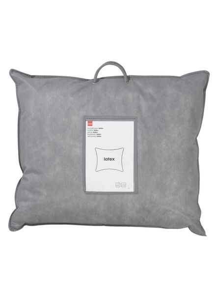 pillow - latex - medium firm - 5500047 - hema