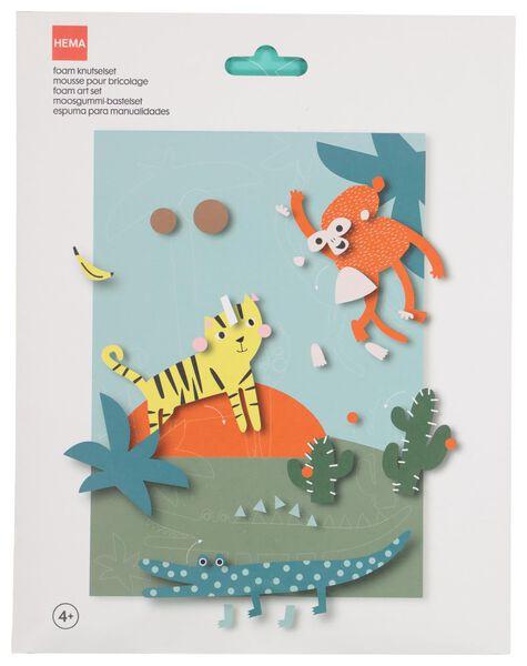 foam arts and crafts set - 15950036 - hema