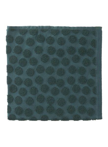 kitchen towel 50 x 50 cm keukendoek green - 5410035 - hema