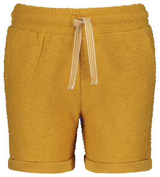 children's sweat shorts yellow yellow - 1000018923 - hema