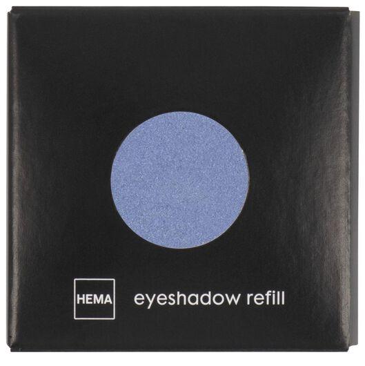 ombre à paupières mono shimmer 16 denim blue - 11210316 - HEMA