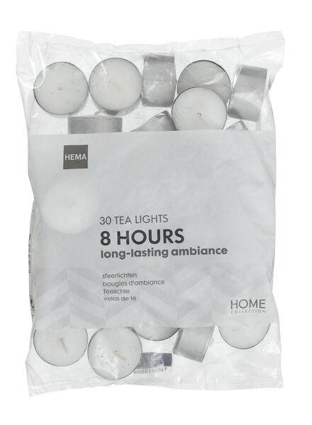 30 bougies d'ambiance avec 8 heures de combustion - 13500062 - HEMA