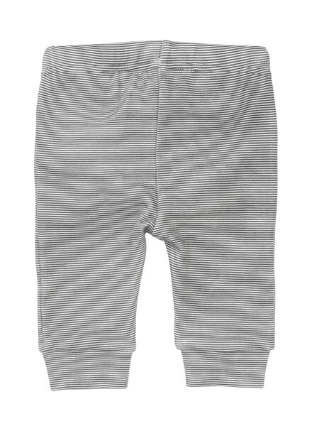 2-pack newborn trousers organic cotton off-white off-white - 1000005704 - hema