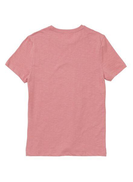 men's T-shirt pink pink - 1000006163 - hema