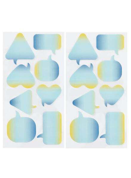 Image of HEMA 2-pack Stickers