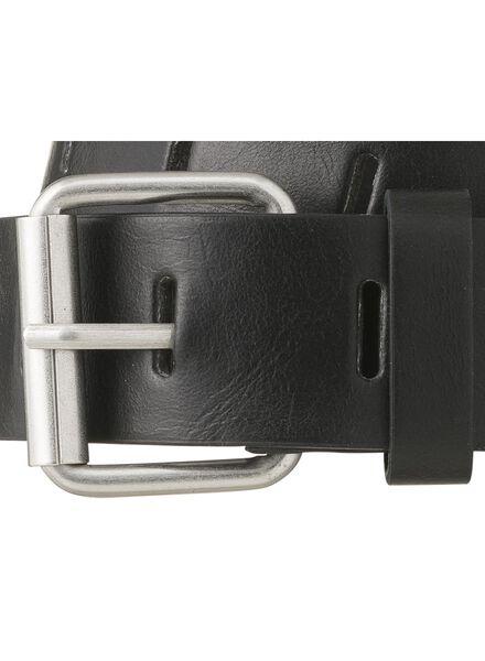 children's belt black black - 1000006482 - hema