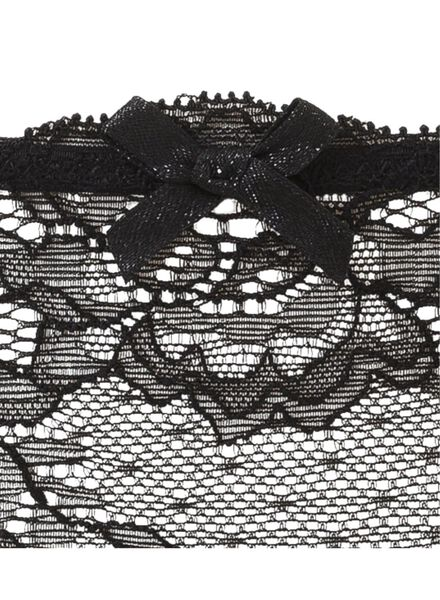 string femme noir noir - 1000002428 - HEMA