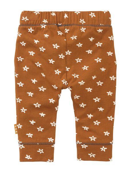 baby sweatpants brown brown - 1000005530 - hema