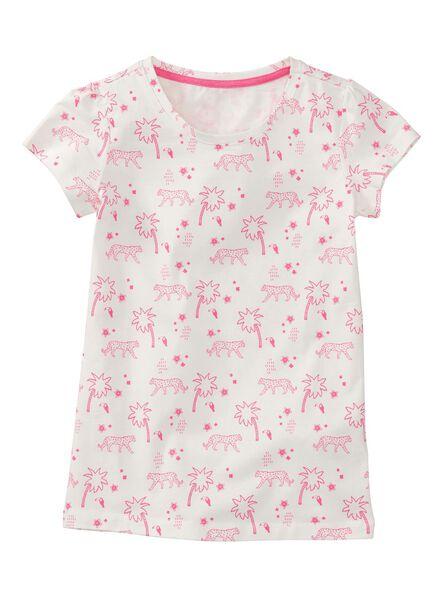 children's T-shirt off-white off-white - 1000006681 - hema