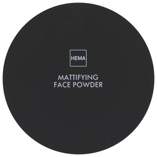 mattifying facial powder 01 soft rose - 11290151 - hema