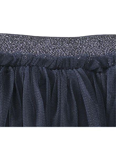 children's skirt dark blue dark blue - 1000006207 - hema