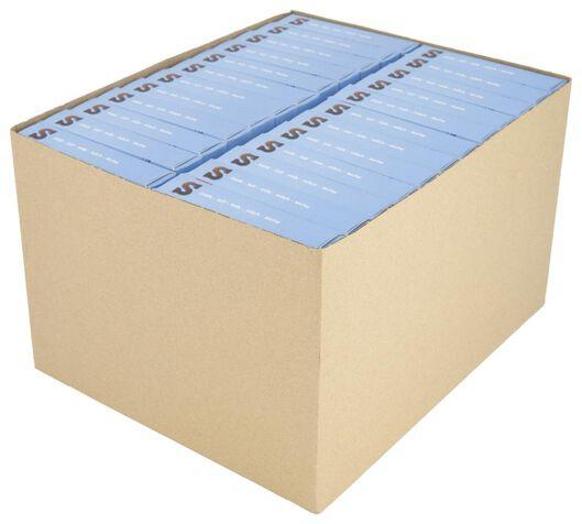 melkchocoladeletters in doos - 24 stuks - 10024099 - HEMA