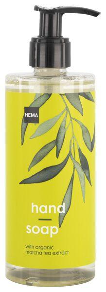 savon pour les mains matcha 300 ml - 11315303 - HEMA