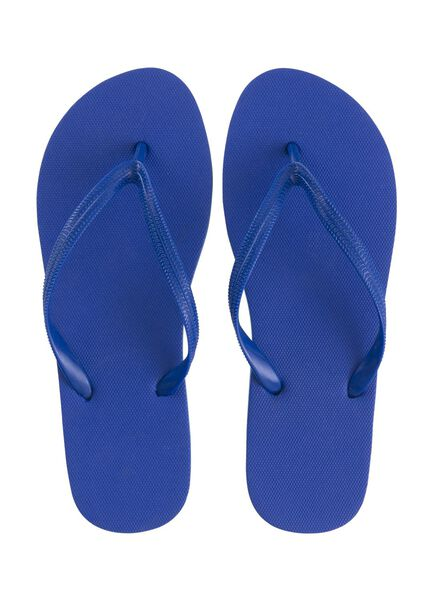 women's slippers blue blue - 1000007329 - hema