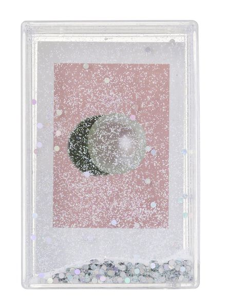 Cadre photo boule à neige Instax - 60160134 - HEMA