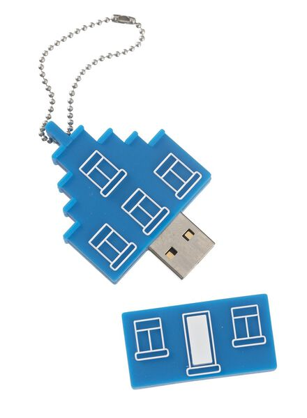 usb-stick canal-side house 8gb - hema