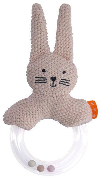 baby rattle bunny - 33501250 - hema