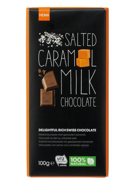 HEMA Chocolat Au Lait Au Caramel Salé