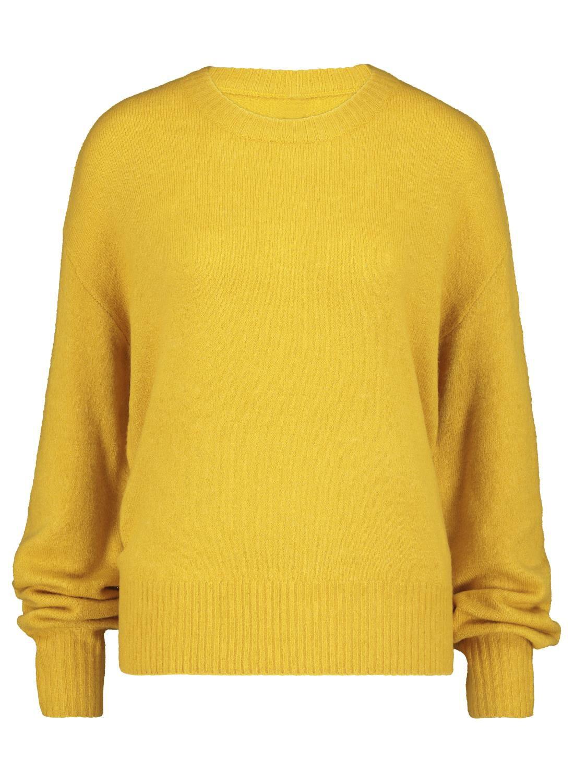 Damen Pullover gelb HEMA