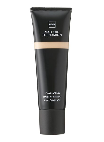 matte skin foundation Rose 01 - 11291101 - hema