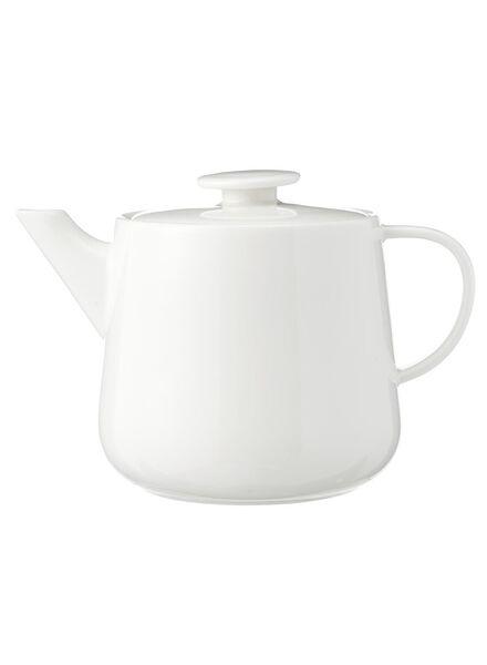 HEMA Teekanne Chicago, 1.7 L, Weiß
