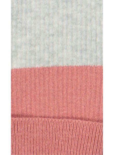 legging bébé gris chiné gris chiné - 1000016905 - HEMA