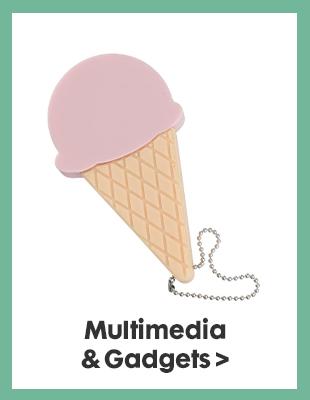 multimedia & gadgets
